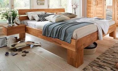 Betten dekorieren
