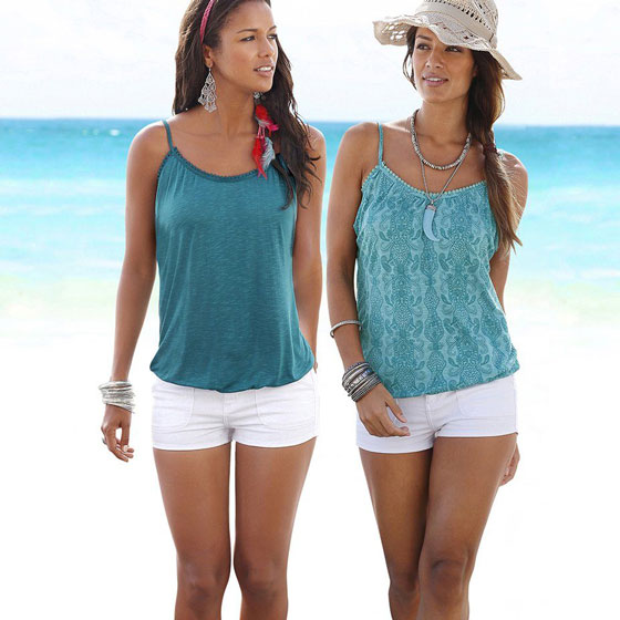 Beachtime Strandtops