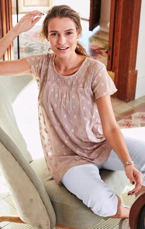 Transparente Shirts