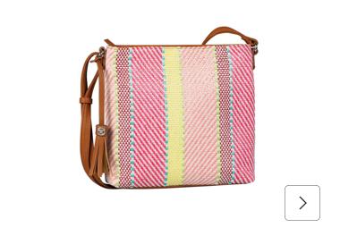 Bunte Handtaschen