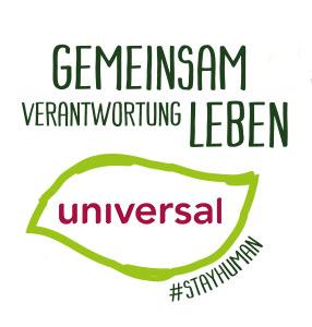 Nachhaltigkeit bei Universal