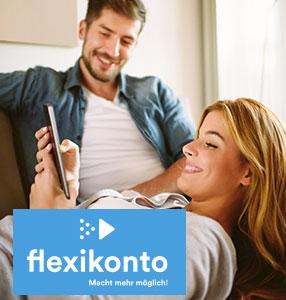 Flexikonto Teilzahlung - Macht mehr möglich!