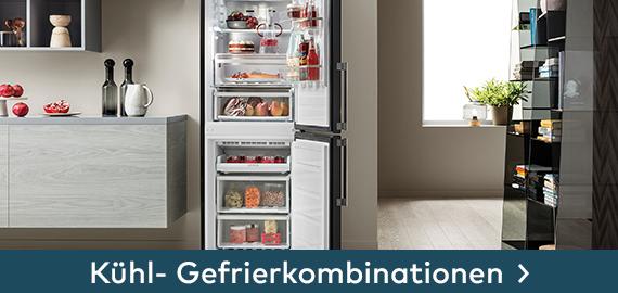 Kühl- Gefrierkombinationen