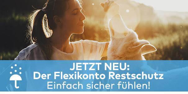 Flexikonto Restschutz bei quelle.ch