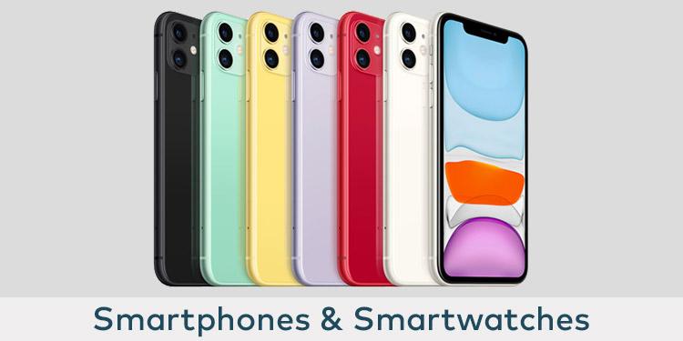 Smartphones/Watches bei quelle.ch günstig shoppen