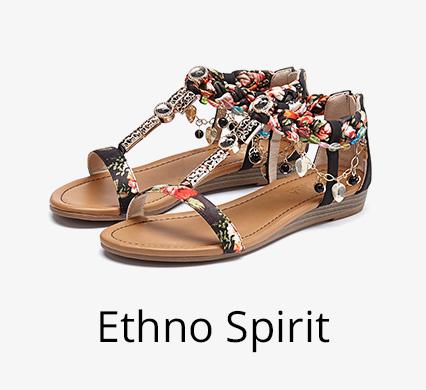 Trend Ethno-Spirit bei I'm walking