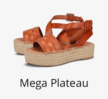 Trend Mega Plateau bei I'm walking
