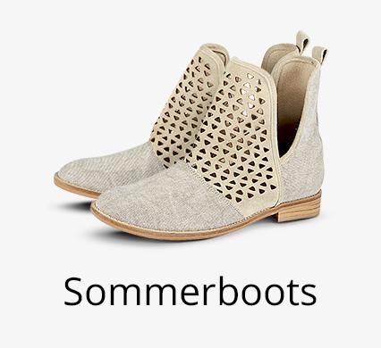 Trend Sommerboots bei I'm walking