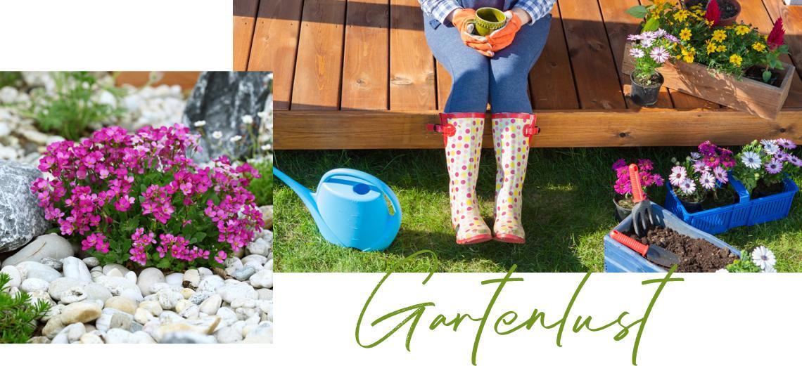 Garten gestalten