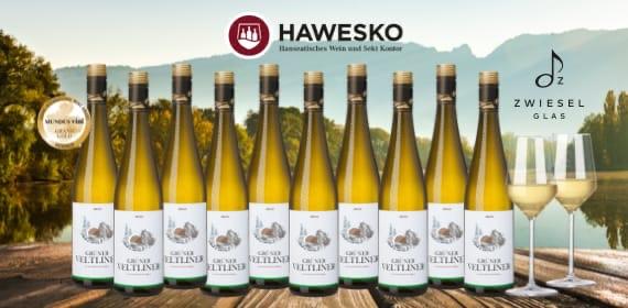 2020 Steinpefferl Grüner Veltiner Weinpaket