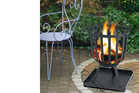 Feuerstellen & Feuerkörbe