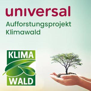 Aufforstungsprojekt Klimawald