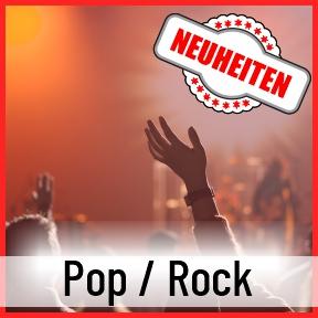 Neuheiten Pop & Rock