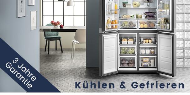 Kühlen & Gefrieren online bei Ackermann.ch bestellen