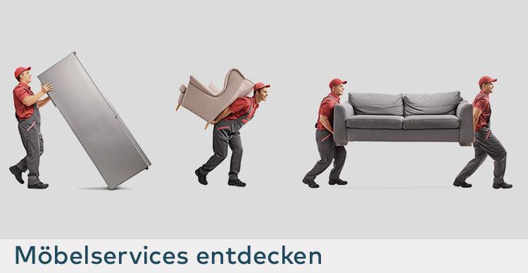 Möbelservices bei quelle.ch