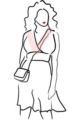 Kleider mit V-Ausschnitt