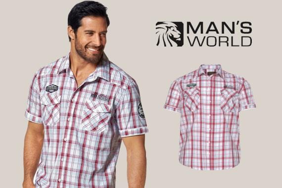 MANS WORLD