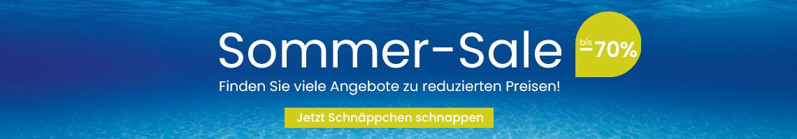 Sommersale bis zu -70%