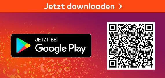 Jetzt Quelle App im Google Play Store downloaden