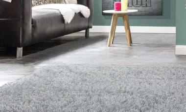 Teppich nach Wohnräumen