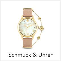 Schmuck & Uhren bei I'm walking