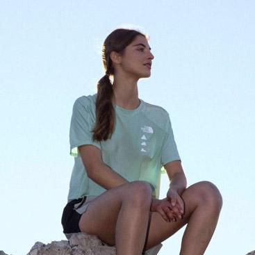 The North Face Damen- & Herrenshirts
