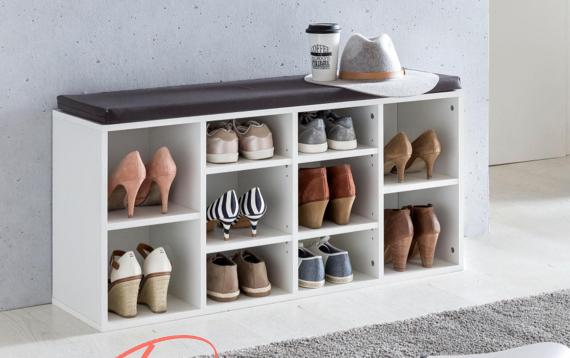 Schuhbänke