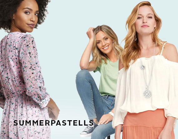 Trend Summerpastells