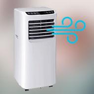 Klimaanlagen & Ventilatoren günstig bei Universal kaufen