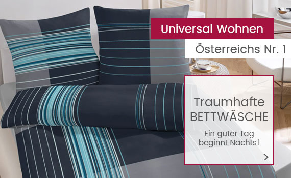 Himmlische Bettwäsche bei Universal kaufen