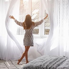 Besser schlafen, schöner träumen