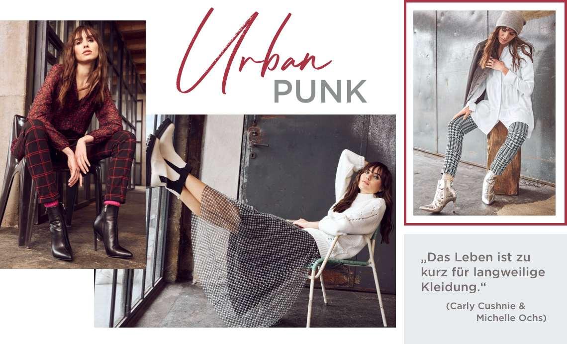 Aniston Urban Punk