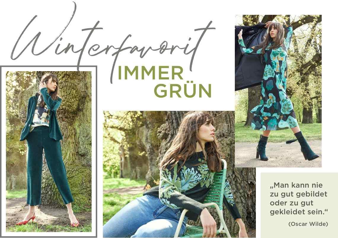 Aniston Grüne Styles