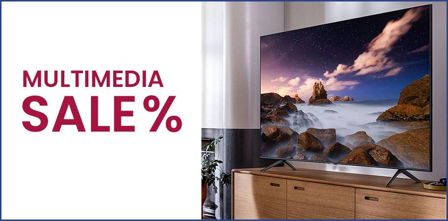 Multimedia Sale