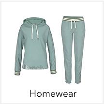 Homewear bei I'm walking
