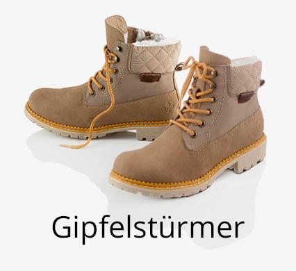 Schuh-Trend Gipfelstürmer bei I'm walking