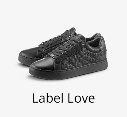 Schuh-Trend Label Love bei I'm walking