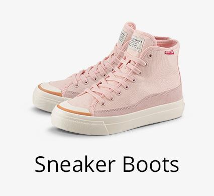 Schuh-Trend Sneakerboots bei I'm walking