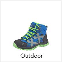 Kinder Outdoor-Schuhe bei I'm walking