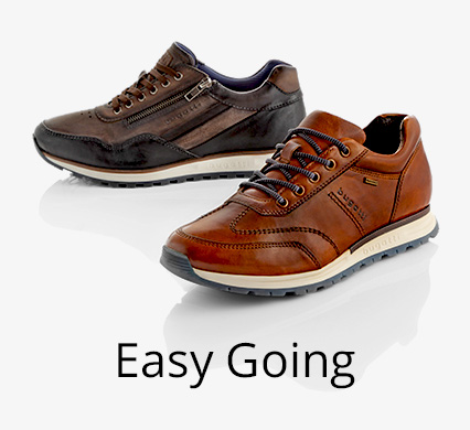 Schuh-Trend Easy Going bei I'm walking