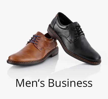 Schuh-Trend Men's Business bei I'm walking