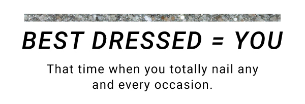 Best_Dressed_You
