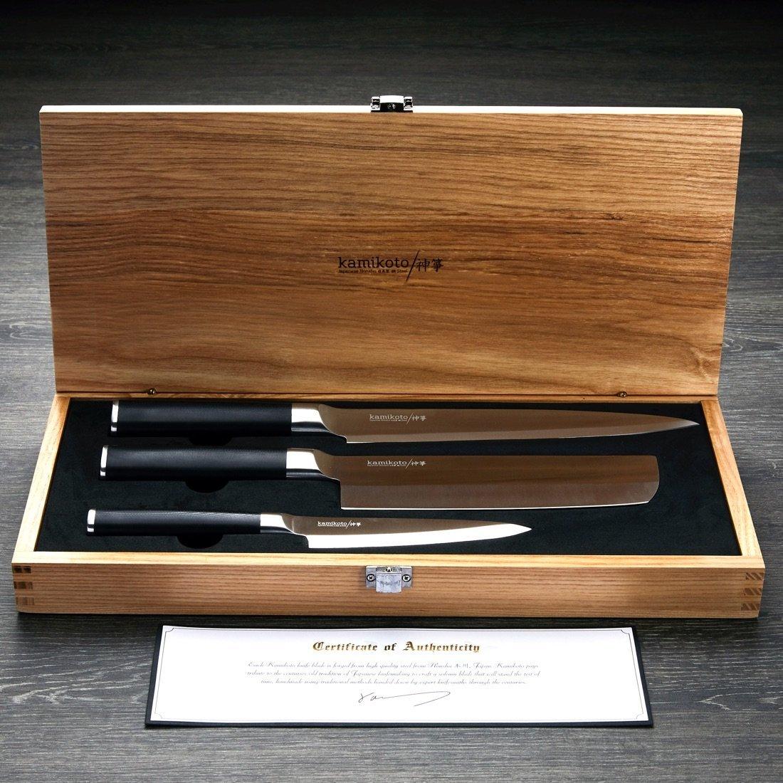 Kanpeki Knife Set (30% OFF)