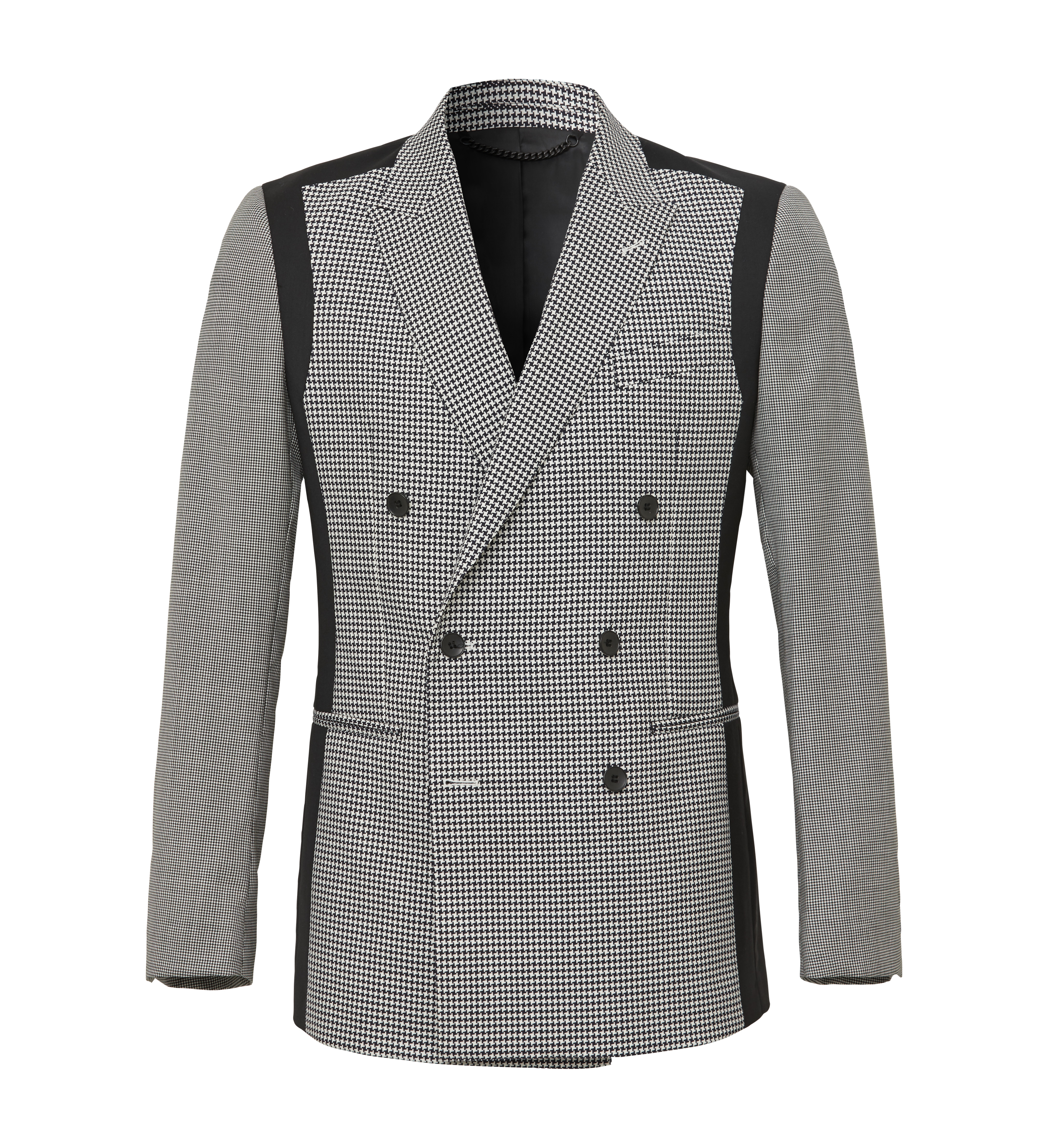 Limited Edition Panelled Double Breast Blazer
