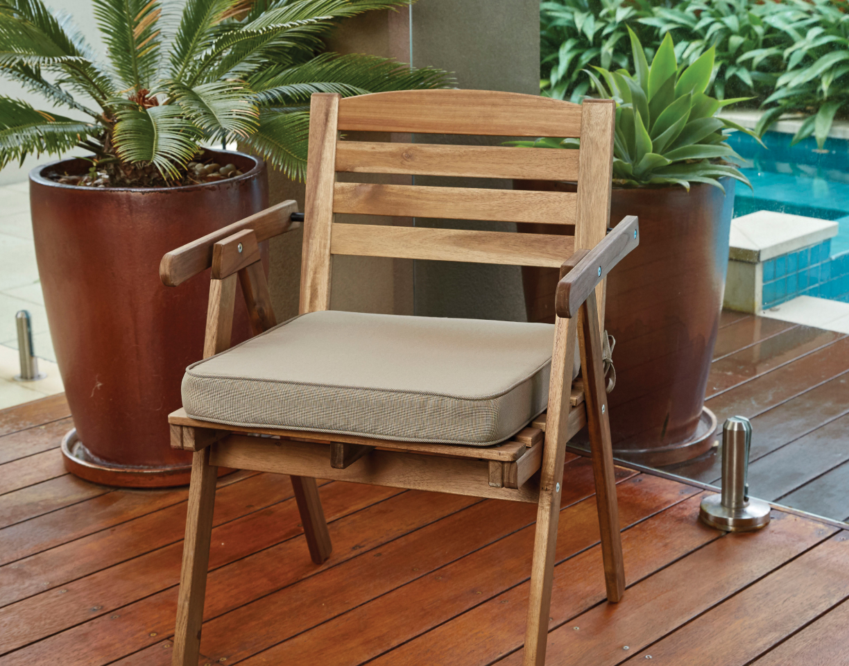 Outdoor Cushions Outdoor Chair Seat Lounge Cushions Clark Rubber
