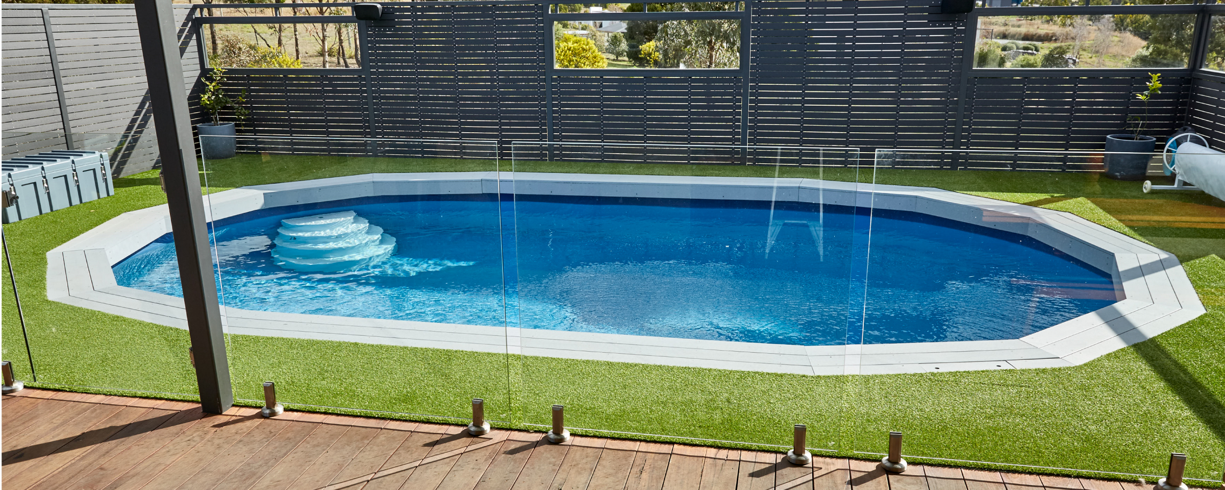 Above Ground Swimming Pools | Intex, Salt Water & More ...