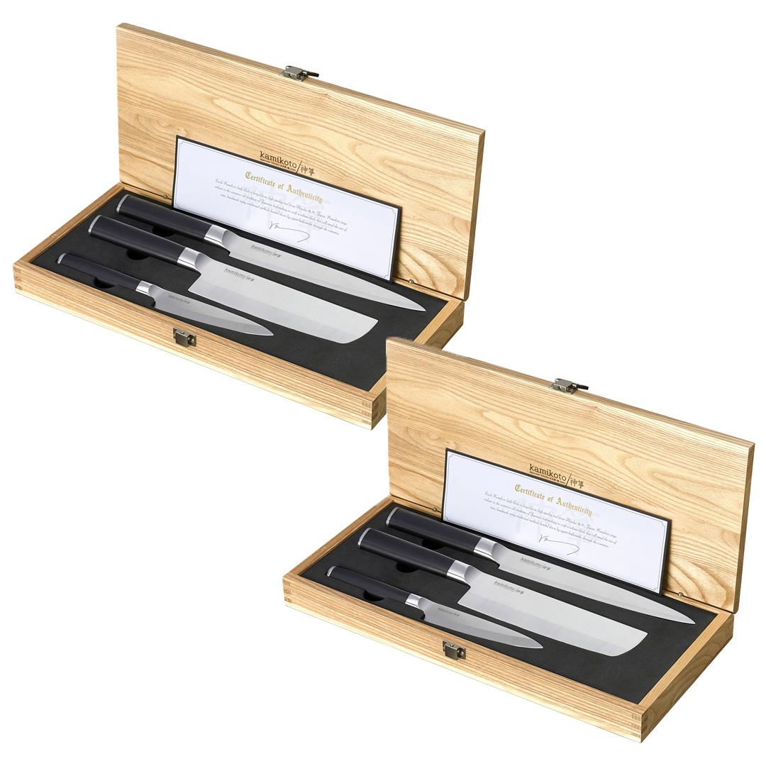 Kanpeki Knife Set - Buy 1 Get 1 Free