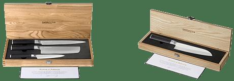 Kanpeki Knife Set & 7-inch Santoku (Pre-order – ships by 4/25)