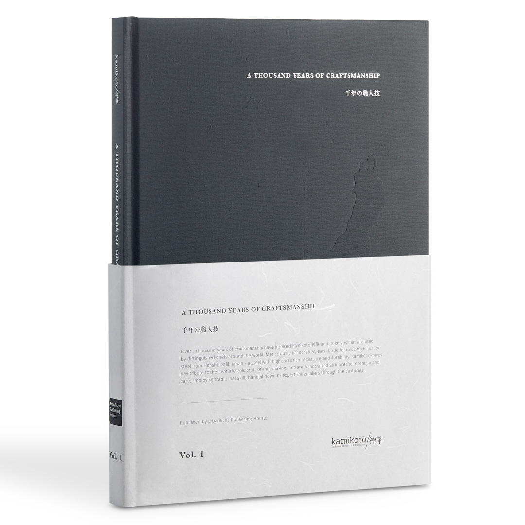 A Thousand Years of Craftsmanship Vol. 1 (224 pages) - Normal Price $199