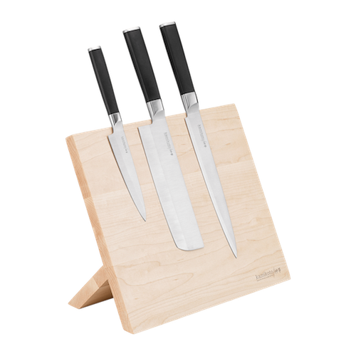 Kumo Knife Block | Maple Wood